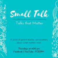SMALL TALK - Talks That Matter