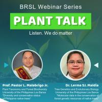 PLANT TALK: LISTEN. WE DO MATTER