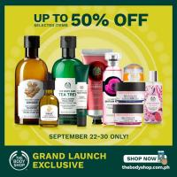 The Body Shop Website Online Exclusive Deals