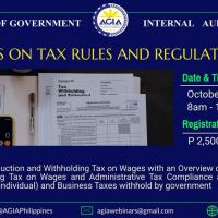 Updates on Tax Rules and Regulations