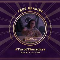 ONK Tarot Thursdays: Free Reading