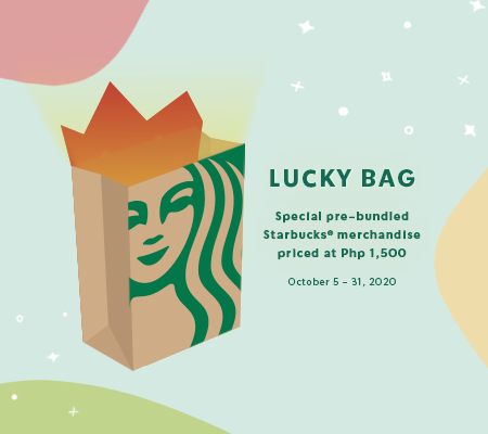 Starbucks Lucky Bag Promo