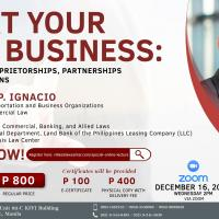 START YOUR OWN Business: Create Sole Proprietorships, Partnerships and Corporations