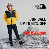 The North Face 60% OFF ICON Sale