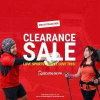 """Decathlon """"End of Season"""" Clearance Sale"""