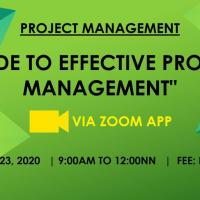 Guide to Effective Project Management