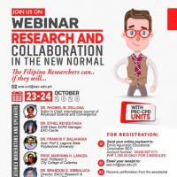 Webinar on Research and Collaboration