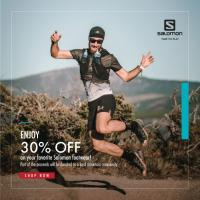 Salomon 30% OFF Shop to Give Sale