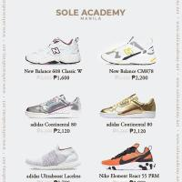 Sole Academy upto 60% OFF October End of Season Sale
