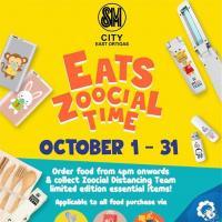 EATS ZOOCIAL TIME