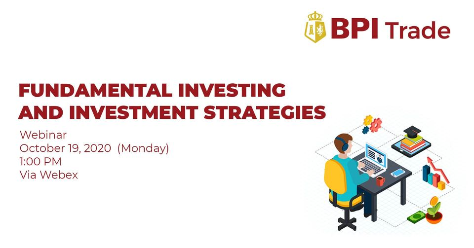BPI Trade webinar: Fundamental investing & investment strategies