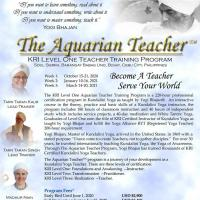 KRI Level 1 Kundalini Yoga Teacher Training Program‎ Philippines