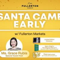 SANTA CAME EARLY: LIVE WITH FULLERTON MARKETS