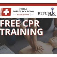 Free Heartsaver Virtual CPR Class