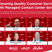 PLDT Enterprise powers Philippines AirAsia, Inc. with Emergency Disaster Hotline and connectivity services