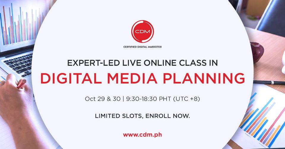 LAST 2020 RUN: Online Digital Media Planning Program