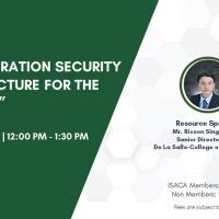 Webinar: New Generation Security Infrastructure for the New Norm