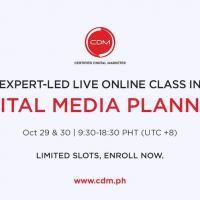 LAST 2020 RUN: Online Digital Media Planning Program