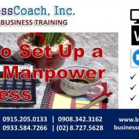 How to Set Up a Local Manpower Business