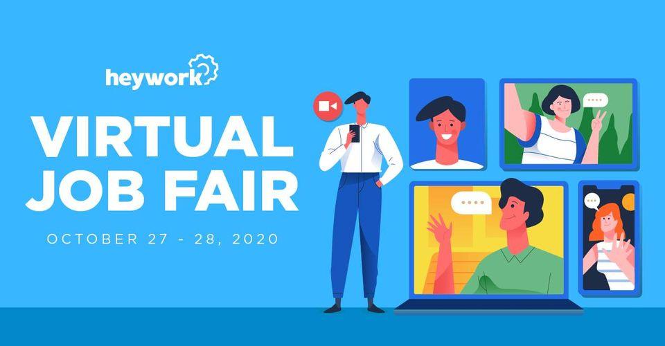 HeyWork Virtual Job Fair