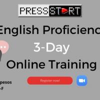 English Proficiency 3-day Training
