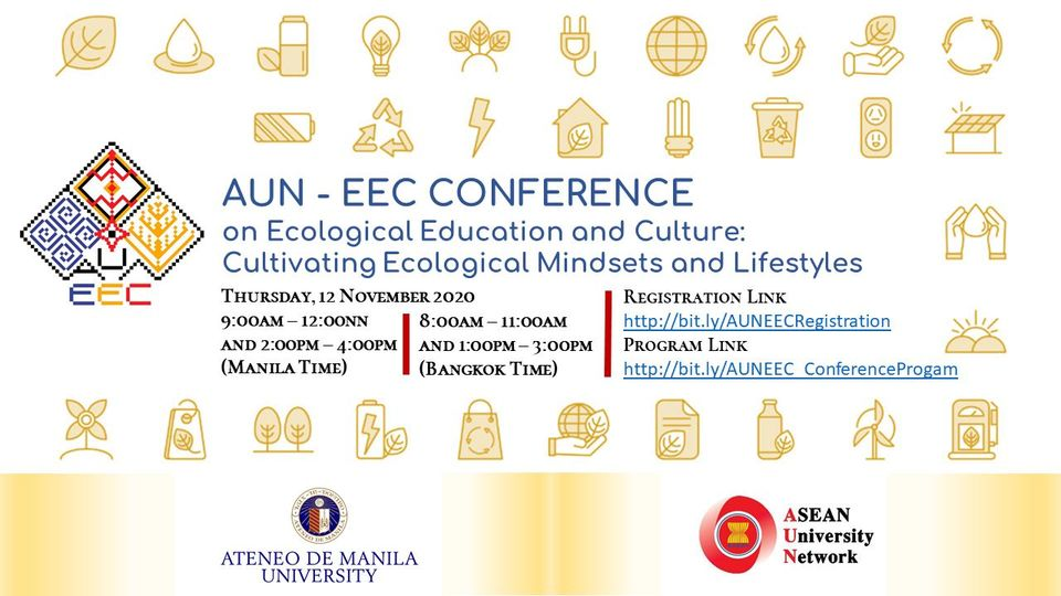 AUN-Ecological Education and Culture Conference