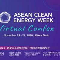 ASEAN Clean Energy Week virtual 2020