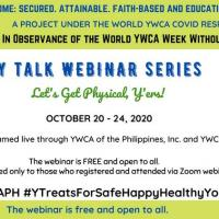 Y Talk Series : Let's Go Physical, Y'ers!