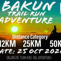 BAKUN Trail Run ADVENTURE