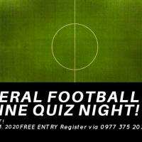 All About Football Quiz Night