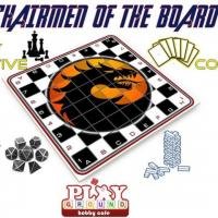 Chairmen of the Board: Friday Competitive