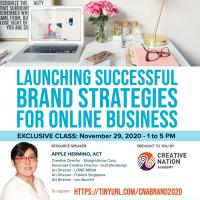 Launching Successful Brand Strategies for Online Business