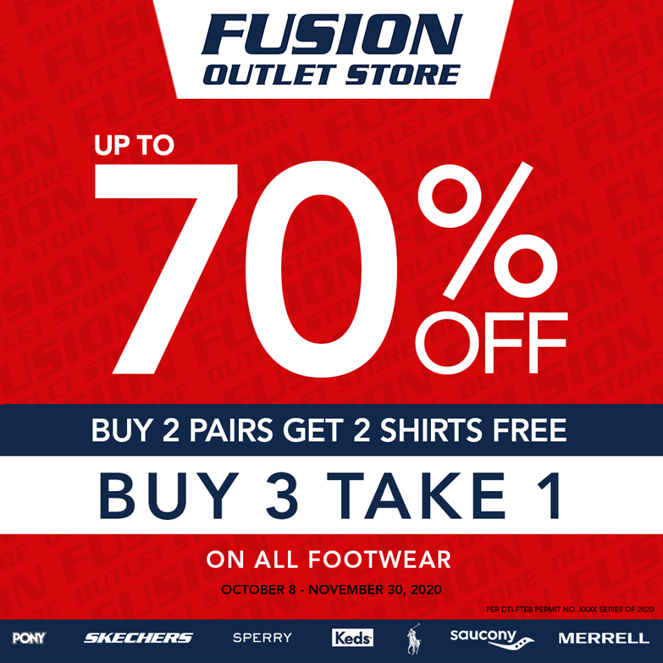 Fusion Up to 70% off