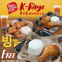 The Bonchon K-Binge