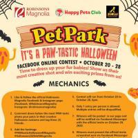 PAW-tastic Halloween