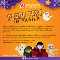 Scare Fest In Manila