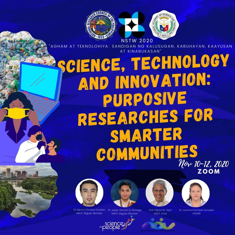 Pre-National Science and Technology Week