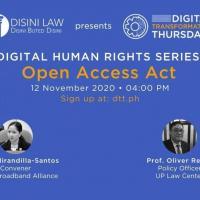 Open Access Act