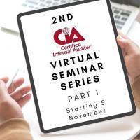 2nd CIA Virtual Seminar Series