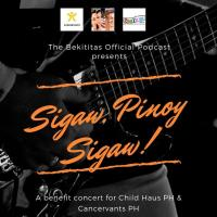 Sigaw Pinoy, Sigaw! An Online Benefit Concert