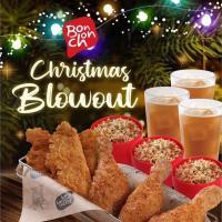 Bonchon Christmas Blowout