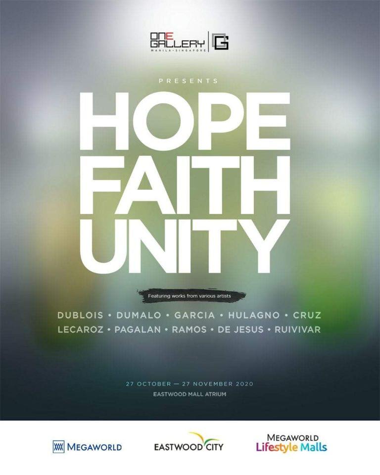 Hope, Faith, Unity