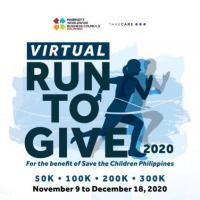 Marriott Virtual Run to Give 2020
