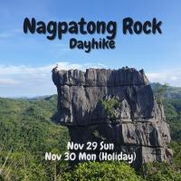 Nagpatong Rock + Tungtong Falls Dayhike
