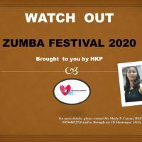 2020 HKP Zumba Festival