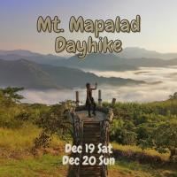 Mt. Mapalad Dayhike