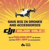 Digital Walker DJI Drones MAJOR SALE