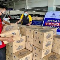 SM Supermalls and SM Foundation Provides Relief Support to Typhoon Ulysses Victims through its Operation Tulong Express
