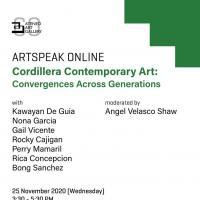 Cordillera Contemporary Art: Convergences Across Generations