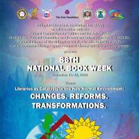 86th National Book Week